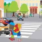 Краевая акция «Дорога в школу»