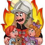 Пожарная безопасность во все времена